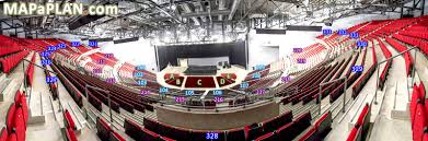 leeds arena floor plan leeds first direct arena detailed seat numbers seating plan