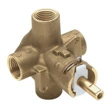 Moen Monticello Faucet Repair Instructions Moen 2510 Monticello Positemp Pressure Balancing Shower Valve 1 2
