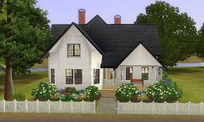 mod the sims devore cottage