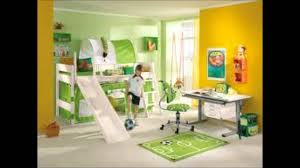 green bedroom ideas with beautiful ornament paint background