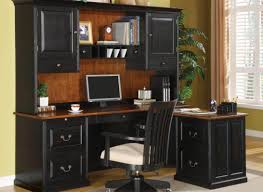 Large Home Office Desk Amusing Home Office Desk And Hutch Tags Modern Desk With Hutch