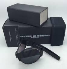 porsche design dress shoes new folding porsche design titanium sunglasses p u00278592 b matte