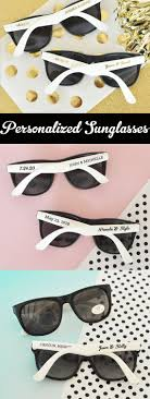 personalized sunglasses wedding favors theme wedding favors theme bridal shower favors