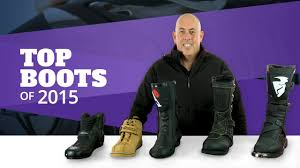 best leather motorcycle boots best motorcycle boots of 2015 youtube