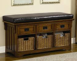 target amarillo black friday entryway bench with baskets and cushions storage bench with