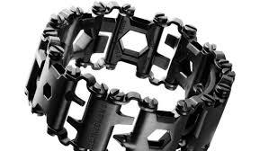 leatherman bracelet images Leatherman announces its tread multi tool bracelet jpg
