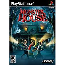 monster house monster house sony playstation 2 game