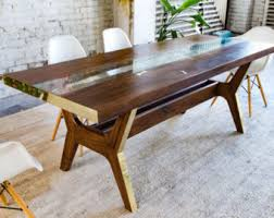 Walnut Dining Room Furniture Appealing Live Edge Table Etsy Of Walnut Dining Cintascorner