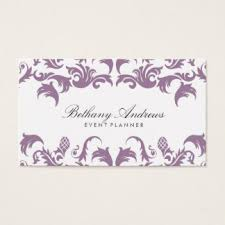 Event Business Cards Party Planning Service Business Cards U0026 Templates Zazzle