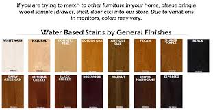 Furniture Design Ideas Featuring Water Based Wood Stains General by Hoot Judkins Furniture San Francisco San Jose Bay Area General