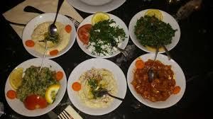 la cuisine libanaise antipasti freddi photo de beity la cuisine libanaise faite
