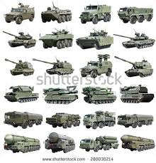modern army vehicles modern russian armored military vehicles isolated stock photo edit