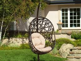 Modern Patio Swing Patio 45 Patio Swing Chair Landscape Modern With Brown Pe