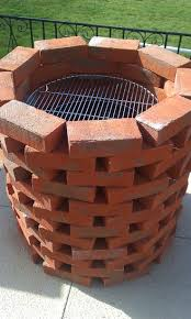 Outdoor Brick Fireplace Grill by Best 25 Brick Grill Ideas On Pinterest Brick Oven Outdoor