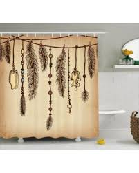 Bird Print Curtain Fabric Amazing Fall Savings On Tribal Decor Shower Curtain Bohemian