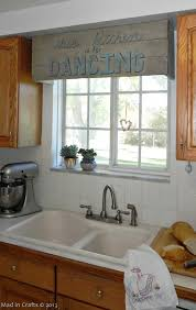 Faux Wood Cornice Valance Faux Pallet Sign Cornice From Styrofoam