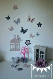 deco papillon chambre fille decoration papillon chambre deco chambre papillon affordable deco