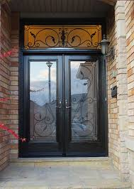 Exterior Doors Glass Astonishing Front Doors With Glass Designs Camer Design