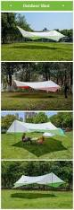 Beach Awnings Canopies Naturehike Hexagon Sunshade Canopy Uv 40 Beach Waterproof Tent