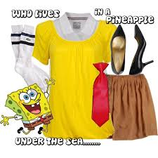 Spongebob Squarepants Halloween Costume 23 Spongebob Squarepants Images