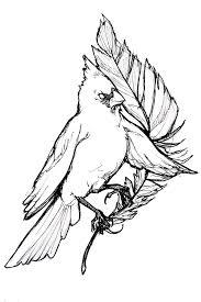 cardinal tattoo concept by aphexnoir on deviantart