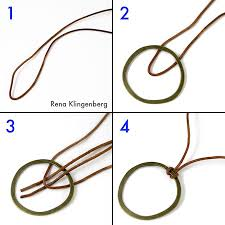 necklace pendant knots images Adjustable sliding knot necklace tutorial jewelry making journal jpg