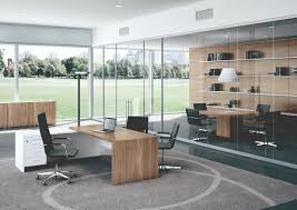 Italian Executive Office Furniture Sironi Contemporary Italian Executive Desk