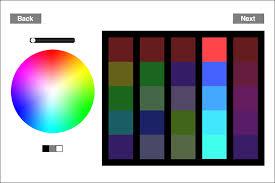 sabrina li palette generator
