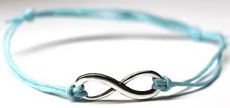 Infinity Bracelet With Initials Infinity Bracelet Ebay