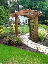garden trellis plans free home outdoor decoration