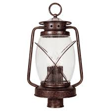 Nautical Outdoor Post Lighting by Palisade Outdoor Post Lantern