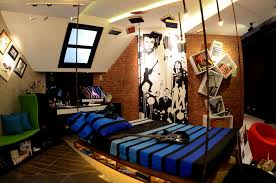 Cool Teen Boy Bedrooms by Bedroom Ideas For Her Of Cool Teenage Beds Boys Teen Clipgoo