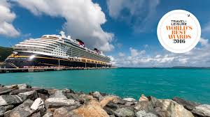 disney cruise line ranked second mega ship cruise line by travel