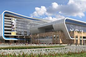 Stadium Plan The Chargers Downtown Stadium Plan Is Coming Bolts From The Blue
