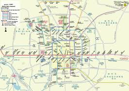 Dc Metro Subway Map by Beijing Subway System Map My Blog
