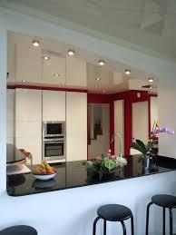 amenager un bar de cuisine amenager une cuisine ouverte 11 cuisine lineaquattro avec bar