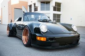 1990 porsche 911 this rwb 1990 porsche 911 c4 cabriolet screams socal surftrue