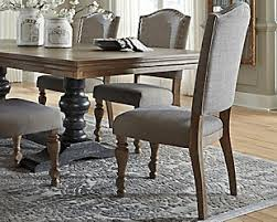 Tanshire Counter Height Dining Room Table Ashley Furniture HomeStore - Wood dining room table