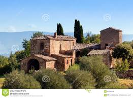 a residence in tuscany italy tuscan farm house cypress trees