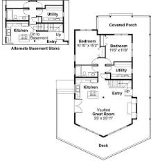 a frame floor plans 3 bedroom 2 bath a frame house plan alp 01sb allplans
