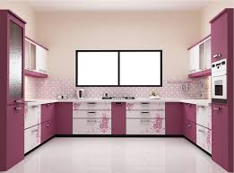 small u shaped kitchen layouts with island desk design