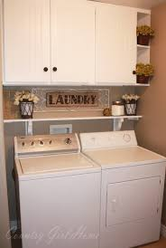 laundry in kitchen design ideas 28 best small laundry room design ideas for 2017