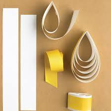 paper ribbons paper ribbons martha stewart weddings