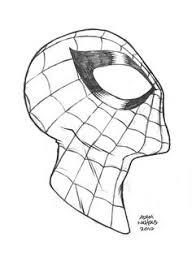 black u0026 white spiderman sketches sketch character