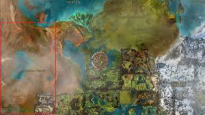 Gw2 World Map by The Heart Of Maguuma Beyond The Edges Of The Map Guildmag