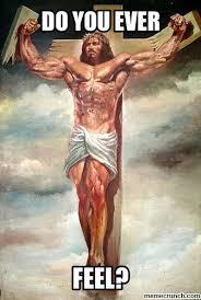 Jesus Crust Meme - crust