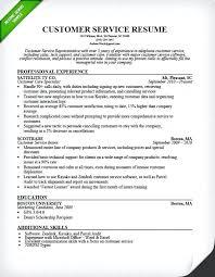 call center supervisor resume skills examples sample customer