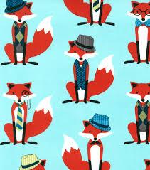 joanns halloween fabric novelty cotton fabric fox joann