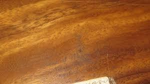 Koa Laminate Flooring Koa Wood Calabash Bowl W State Of Hawaii Brass Crest