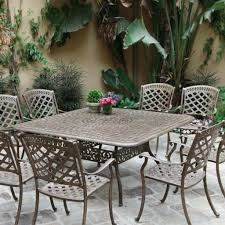 creative cast aluminum patio furniture clearance decorating ideas